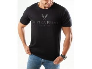 Camiseta Masculina Caipira Prime Preta