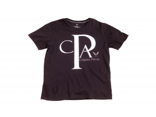 Camiseta Masculina Caipira Prime Impact CP Preta